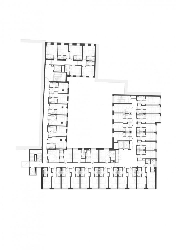 -维也纳博物馆区25小时酒店 25hours Hotel beim MuseumsQuartier (40)