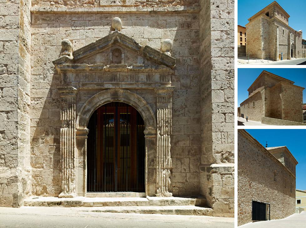 西班牙瓜达拉哈拉省布里韦加市教堂 (5)