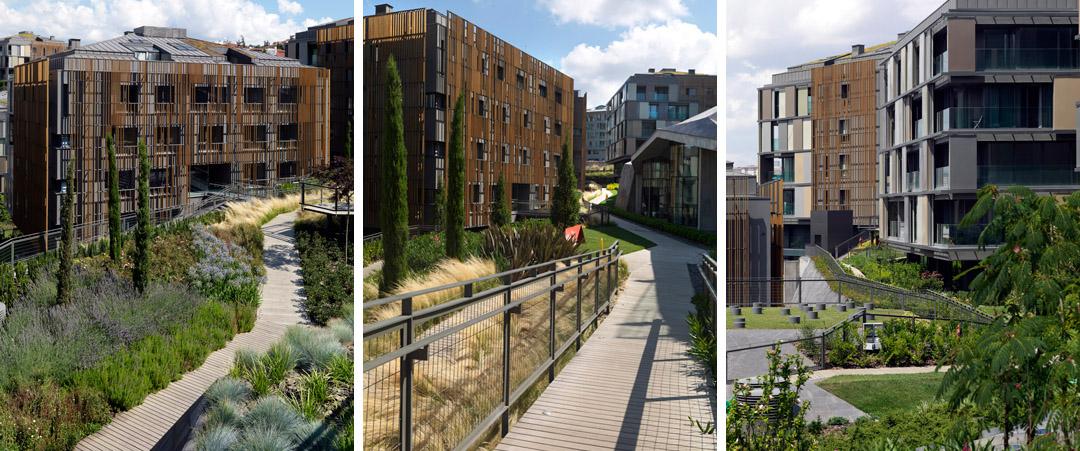 Ulus Savoy 住宅区Ulus Savoy Housing  DS Architecture Landscape (3)