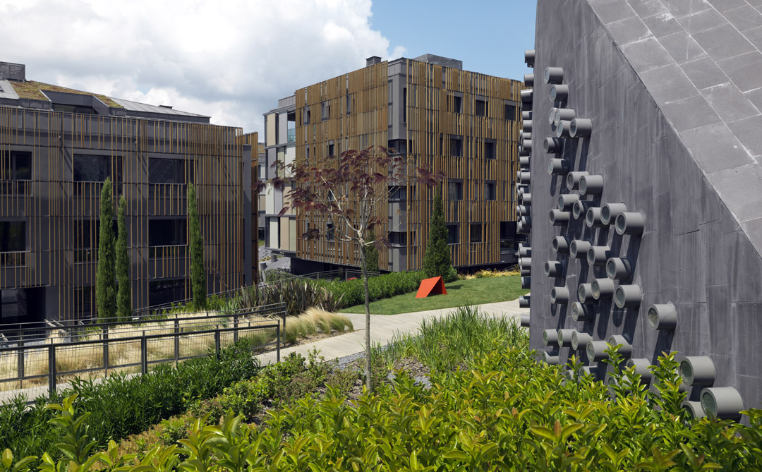 Ulus Savoy 住宅区Ulus Savoy Housing  DS Architecture Landscape (5)