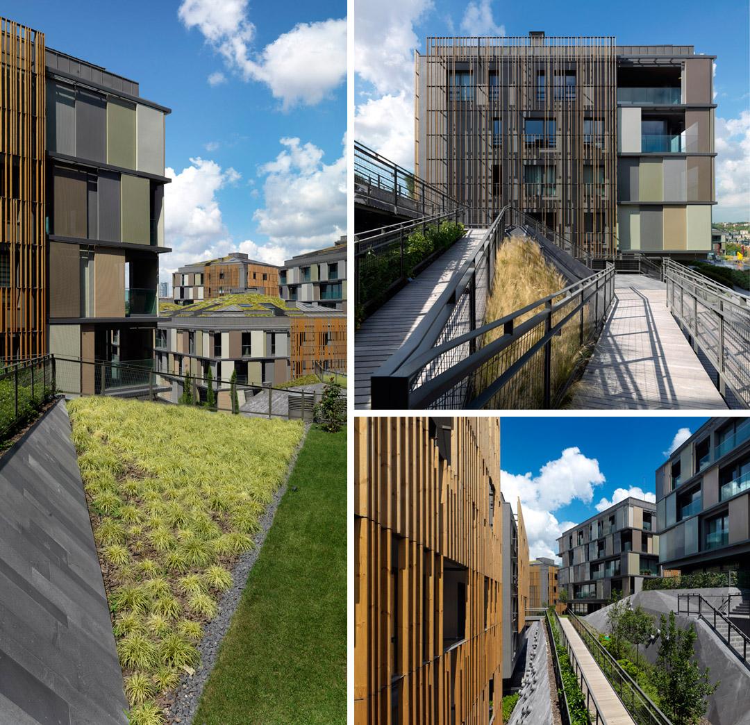Ulus Savoy 住宅区Ulus Savoy Housing  DS Architecture Landscape (6)