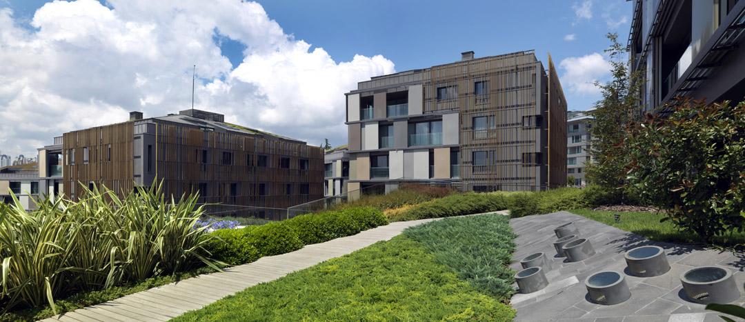 Ulus Savoy 住宅区Ulus Savoy Housing  DS Architecture Landscape (9)