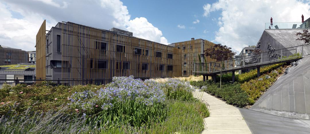 Ulus Savoy 住宅区Ulus Savoy Housing  DS Architecture Landscape (10)