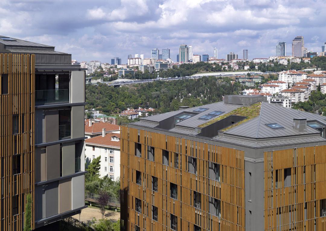Ulus Savoy 住宅区Ulus Savoy Housing  DS Architecture Landscape (12)