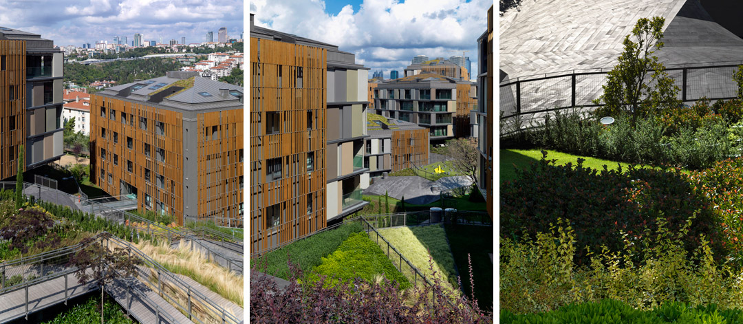 Ulus Savoy 住宅区Ulus Savoy Housing  DS Architecture Landscape (13)