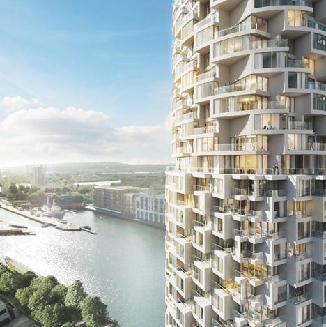 Herzog & de Meuron design skyscraper for east London (6)