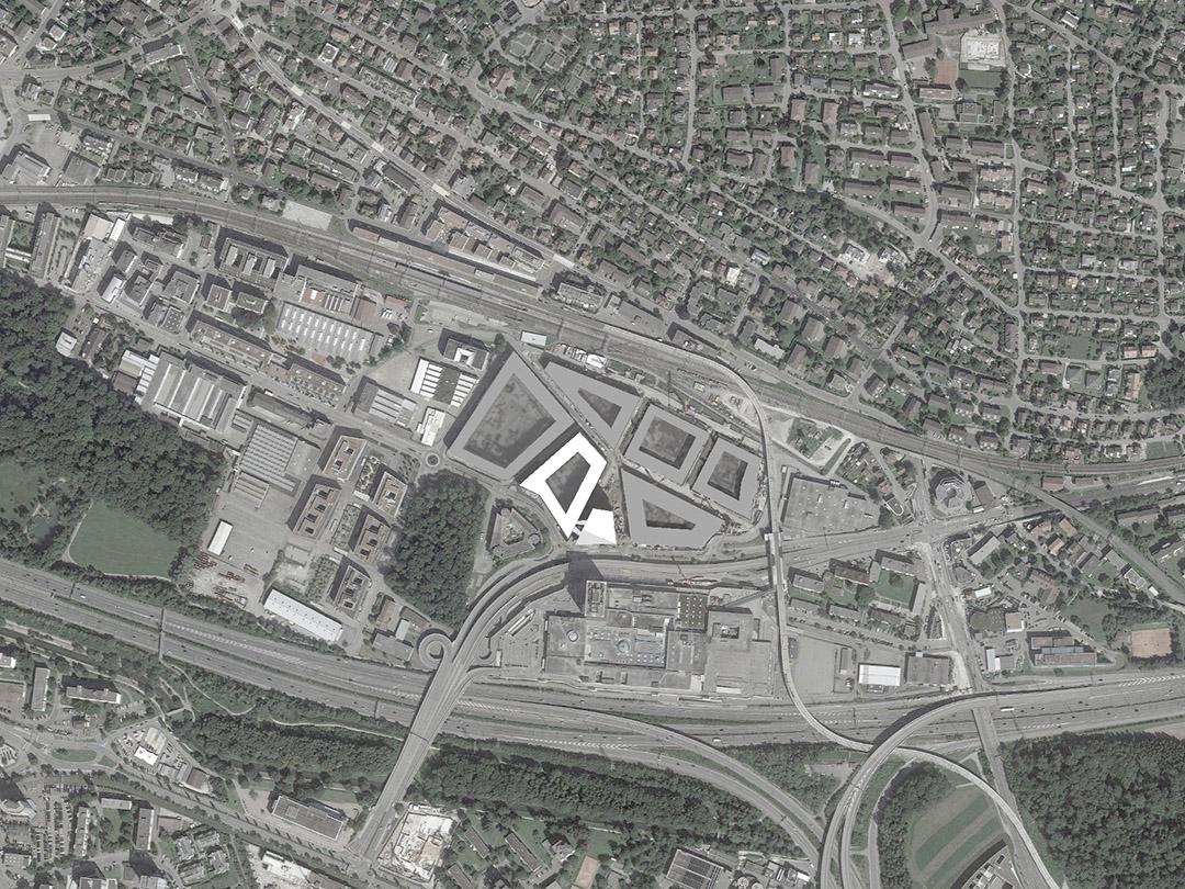 安联总部办公楼维尔阿雷兹建筑事务所Allianz Headquarters  Wiel Arets Architects (4)