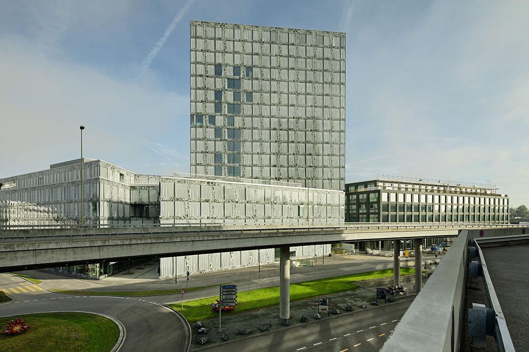 安联总部办公楼维尔阿雷兹建筑事务所Allianz Headquarters  Wiel Arets Architects (5)