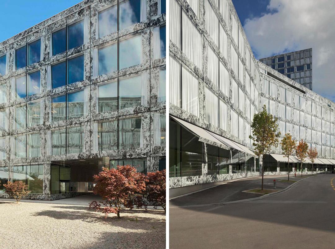 安联总部办公楼维尔阿雷兹建筑事务所Allianz Headquarters  Wiel Arets Architects (6)