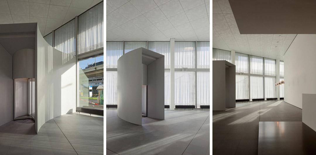 安联总部办公楼维尔阿雷兹建筑事务所Allianz Headquarters  Wiel Arets Architects (10)