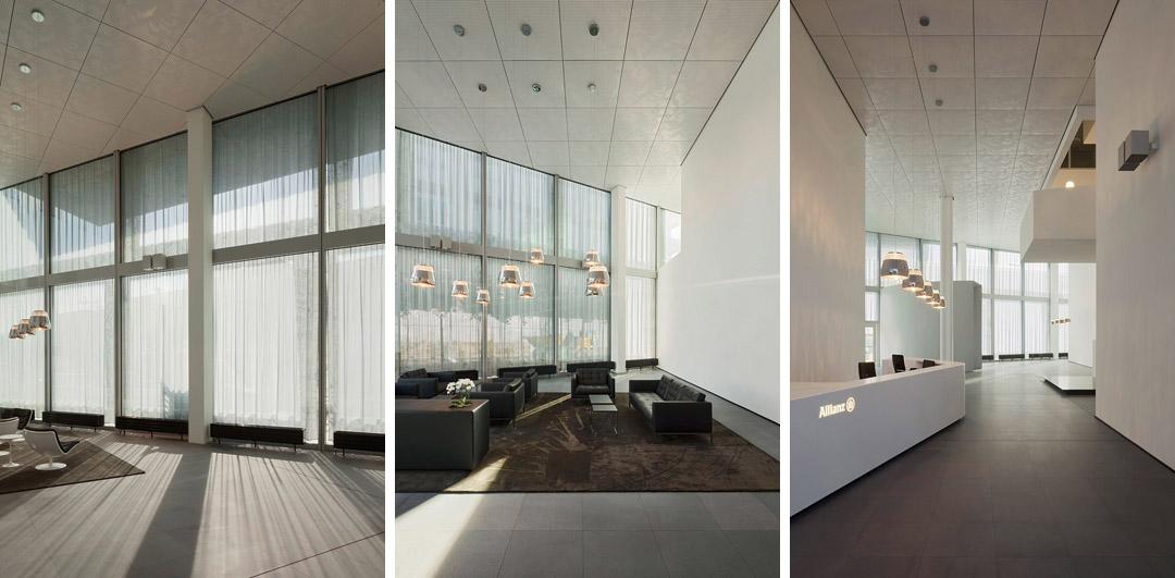 安联总部办公楼维尔阿雷兹建筑事务所Allianz Headquarters  Wiel Arets Architects (12)