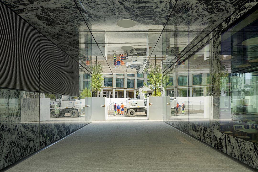 安联总部办公楼维尔阿雷兹建筑事务所Allianz Headquarters  Wiel Arets Architects (20)