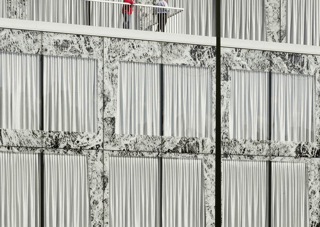 安联总部办公楼维尔阿雷兹建筑事务所Allianz Headquarters  Wiel Arets Architects (21)