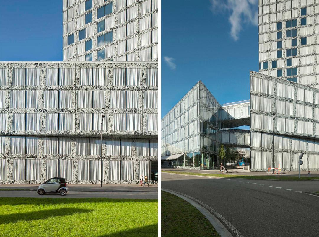 安联总部办公楼维尔阿雷兹建筑事务所Allianz Headquarters  Wiel Arets Architects (22)