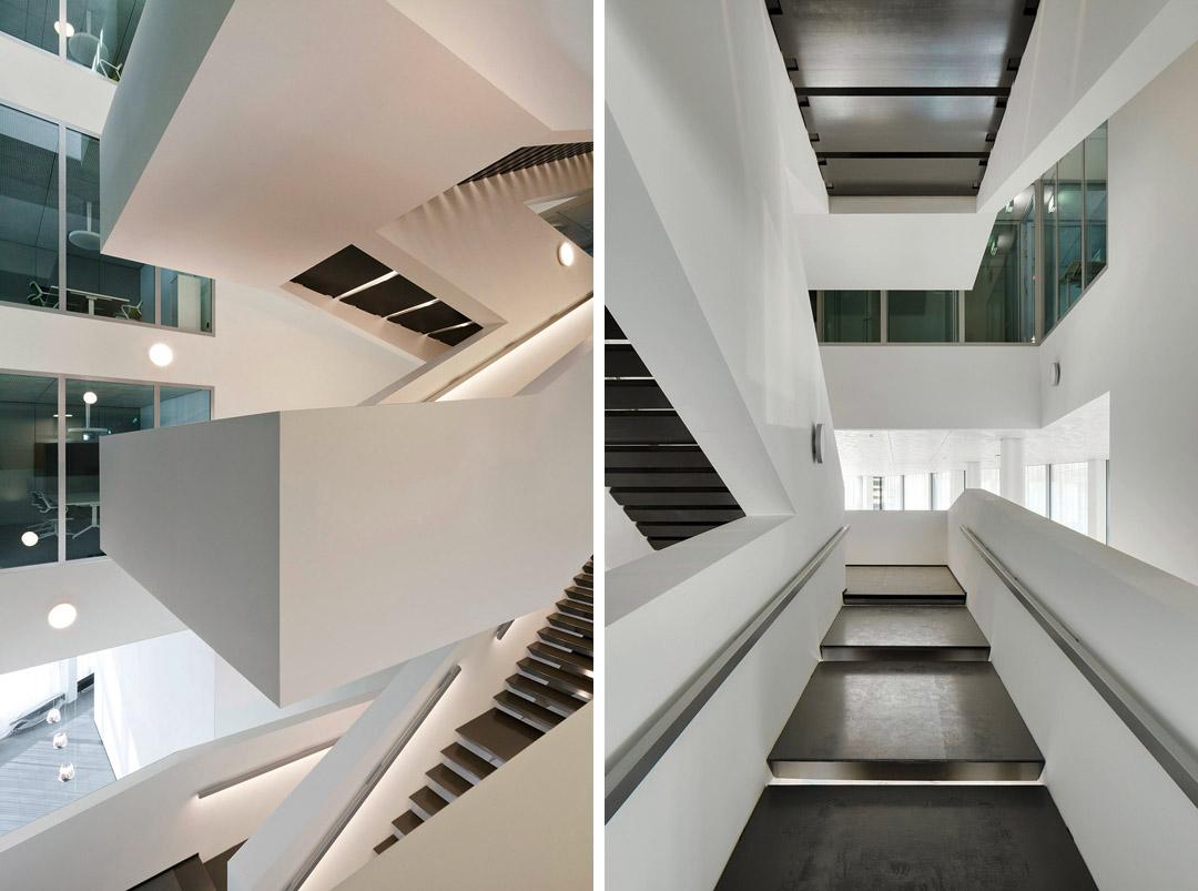 安联总部办公楼维尔阿雷兹建筑事务所Allianz Headquarters  Wiel Arets Architects (24)