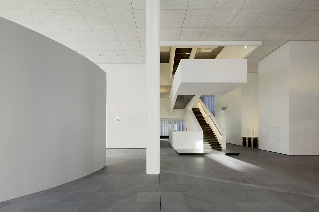 安联总部办公楼维尔阿雷兹建筑事务所Allianz Headquarters  Wiel Arets Architects (25)