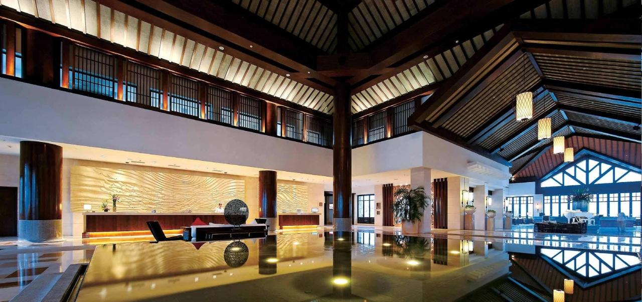 广东惠州金海湾喜来登度假酒店 Sheraton Huizhou Beach Resort (2)