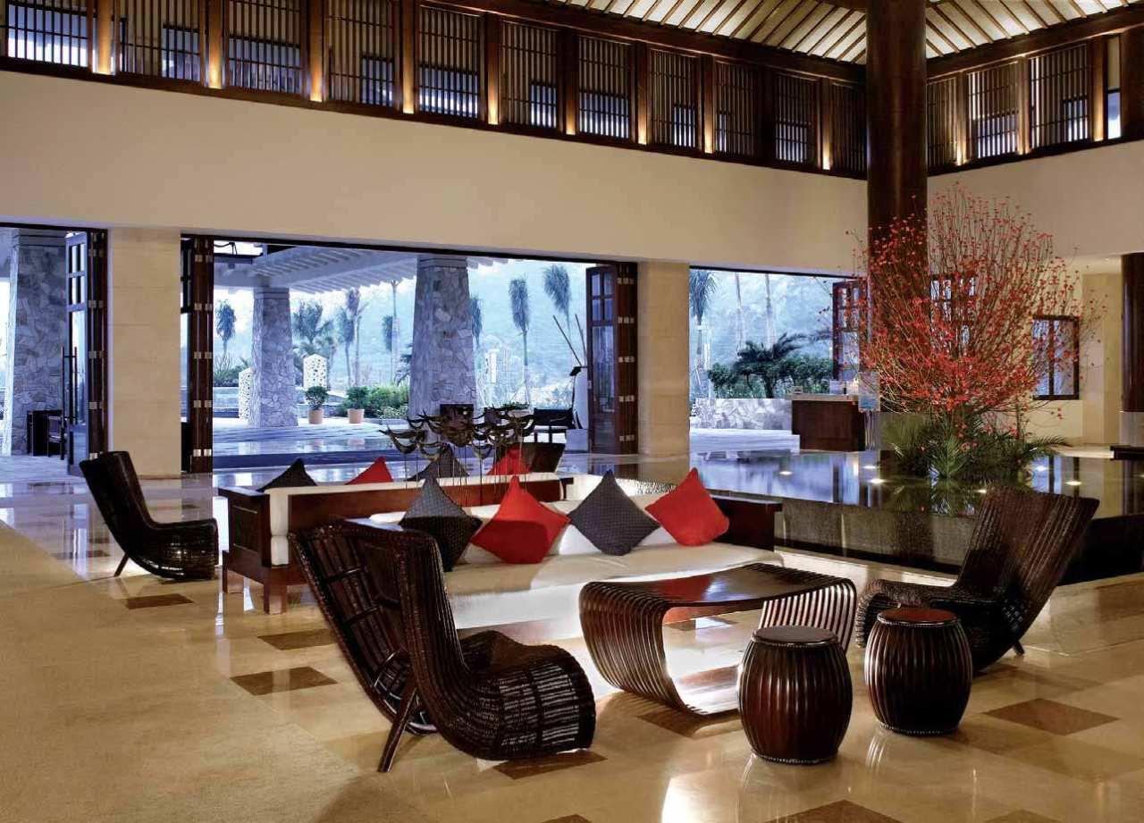 广东惠州金海湾喜来登度假酒店 Sheraton Huizhou Beach Resort (5)