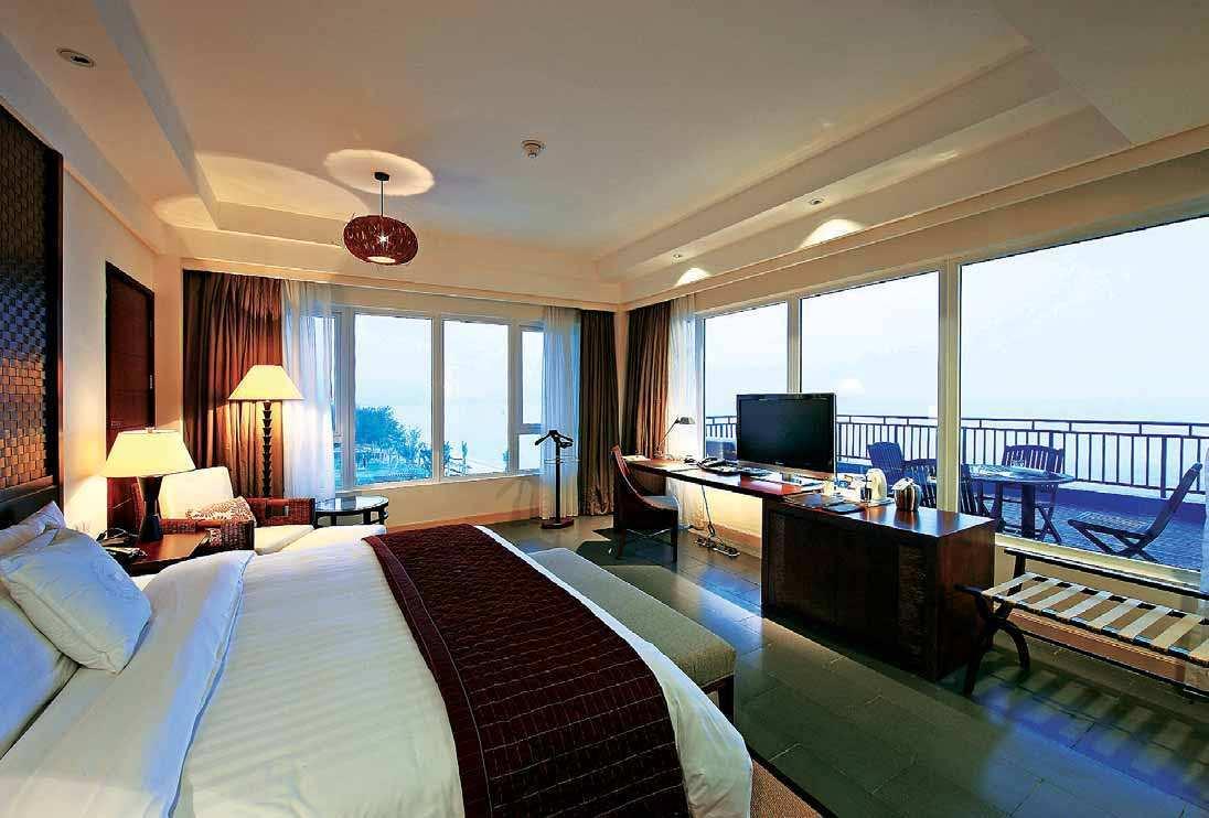 广东惠州金海湾喜来登度假酒店 Sheraton Huizhou Beach Resort (6)