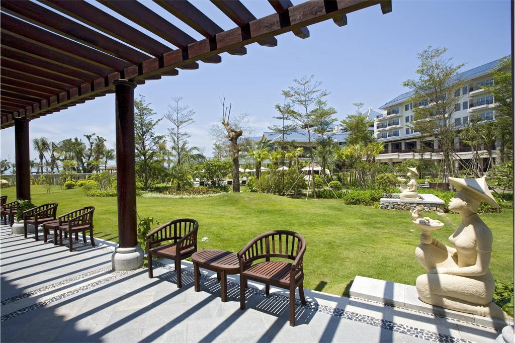 广东惠州金海湾喜来登度假酒店 Sheraton Huizhou Beach Resort (28)