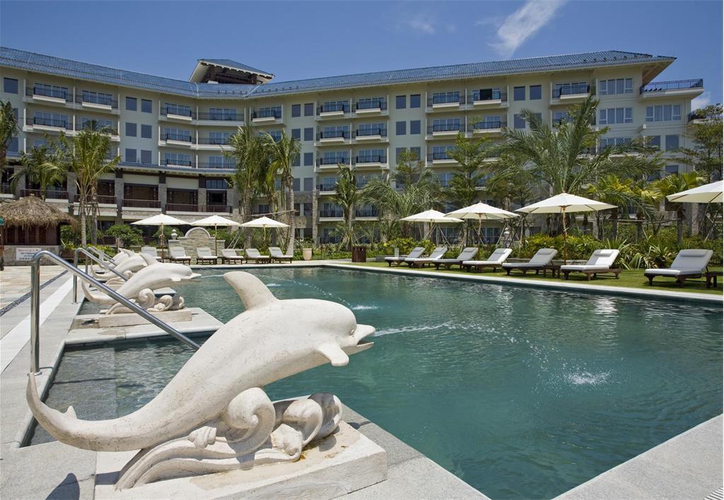 广东惠州金海湾喜来登度假酒店| sheraton huizhou beach resort