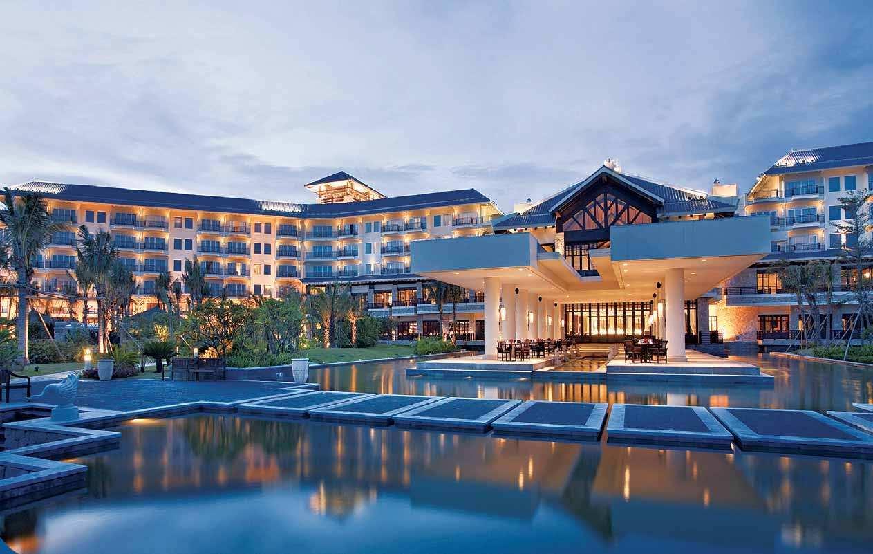 广东惠州金海湾喜来登度假酒店 Sheraton Huizhou Beach Resort (33)