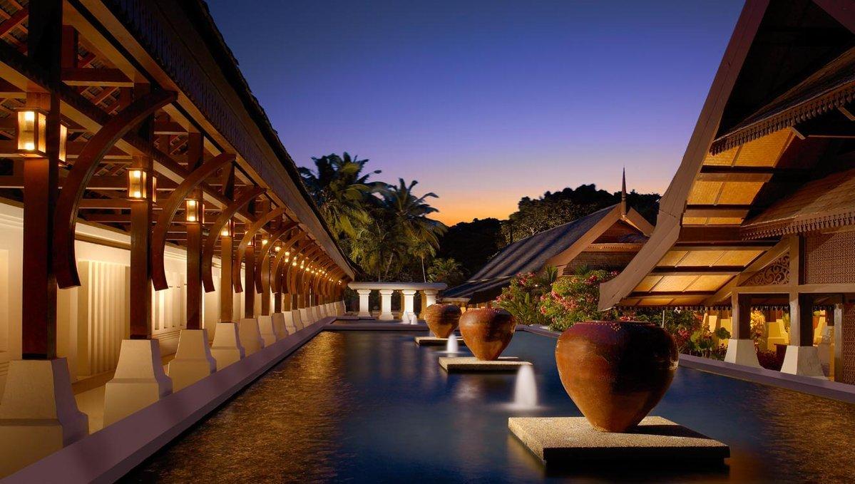 马来西亚月之影度假村 Tanjong Jara Resort (1)