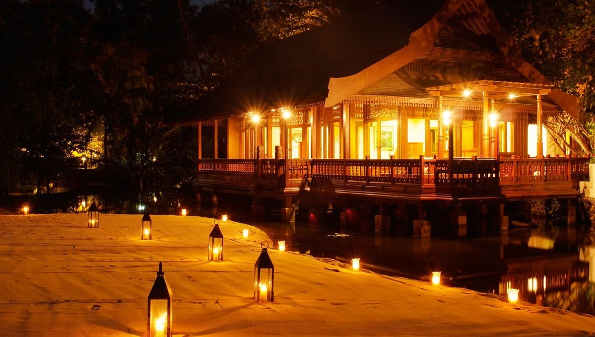 马来西亚月之影度假村 Tanjong Jara Resort (3)