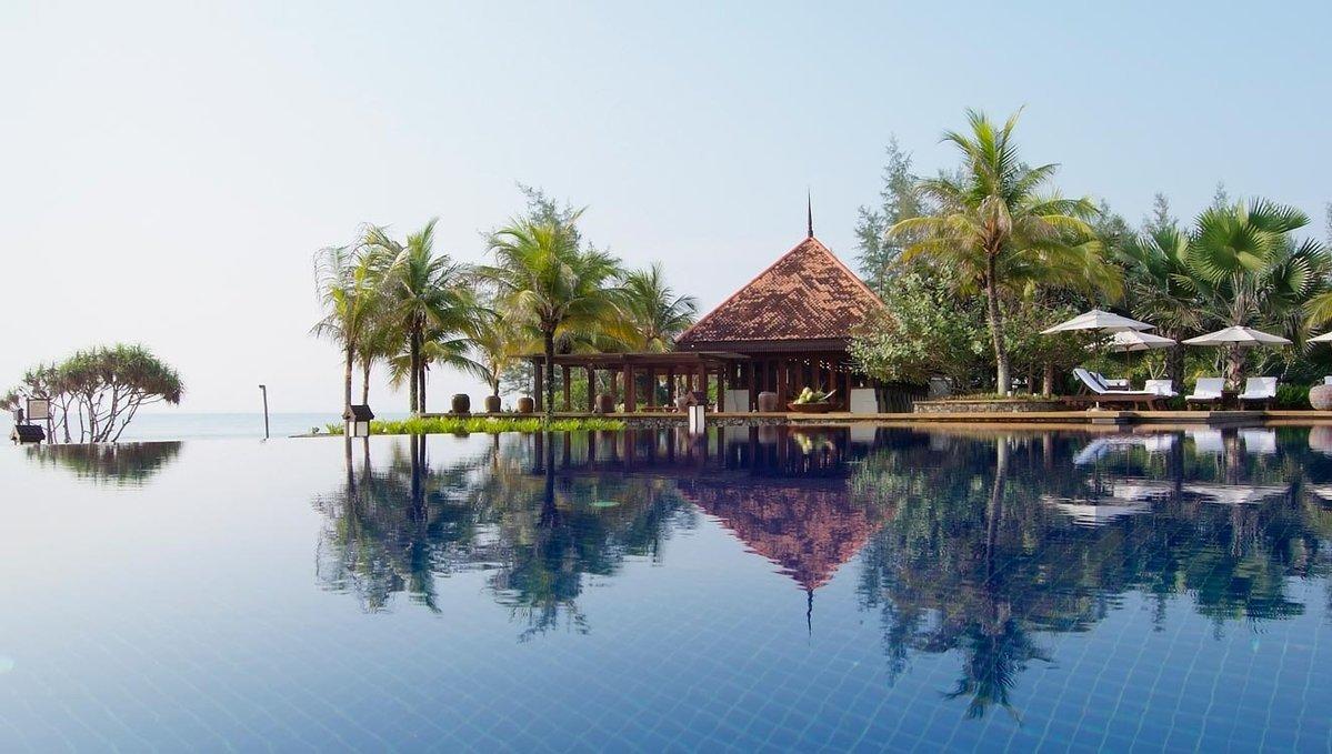马来西亚月之影度假村 Tanjong Jara Resort (4)