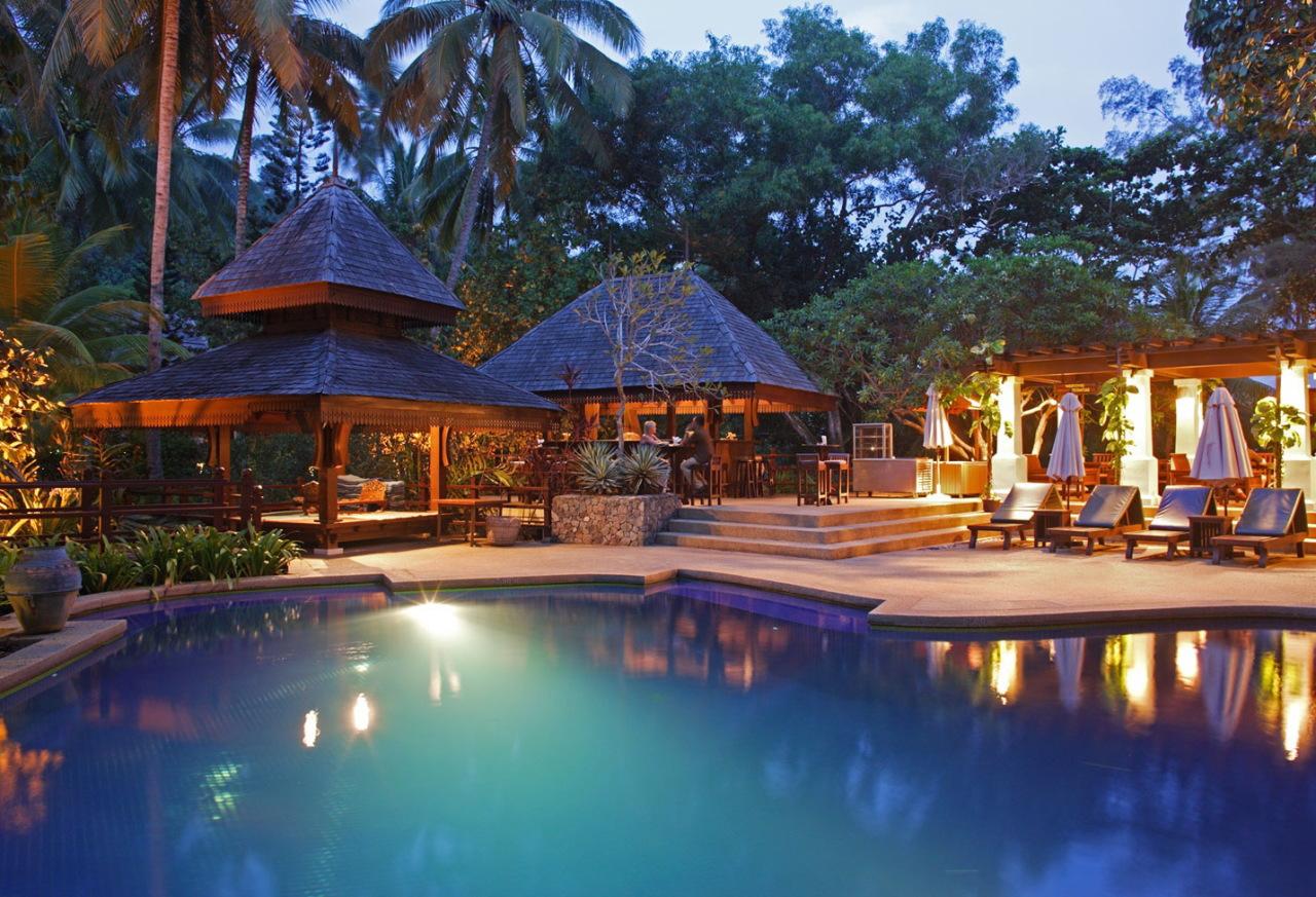 马来西亚月之影度假村 Tanjong Jara Resort (19)