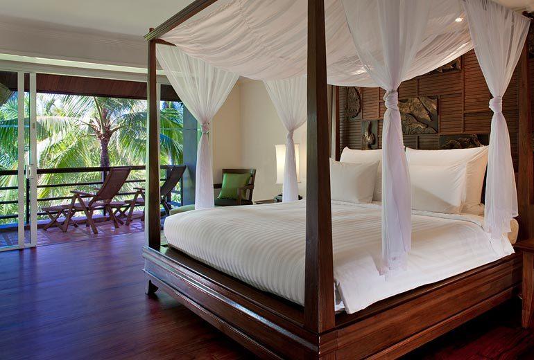 泰国蔻艾美海滩水疗度假酒店 Le Meridien Khao Lak Beach & Spa Resort (8)
