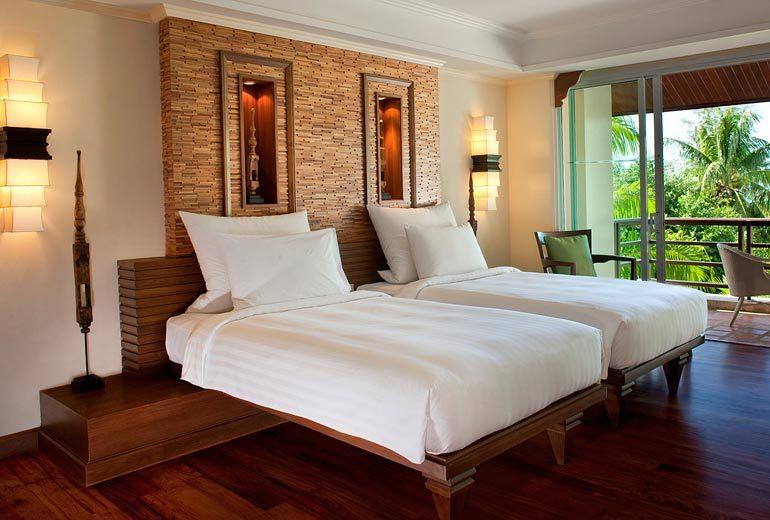 泰国蔻艾美海滩水疗度假酒店 Le Meridien Khao Lak Beach & Spa Resort (9)