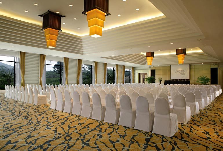 泰国蔻艾美海滩水疗度假酒店 Le Meridien Khao Lak Beach & Spa Resort (10)