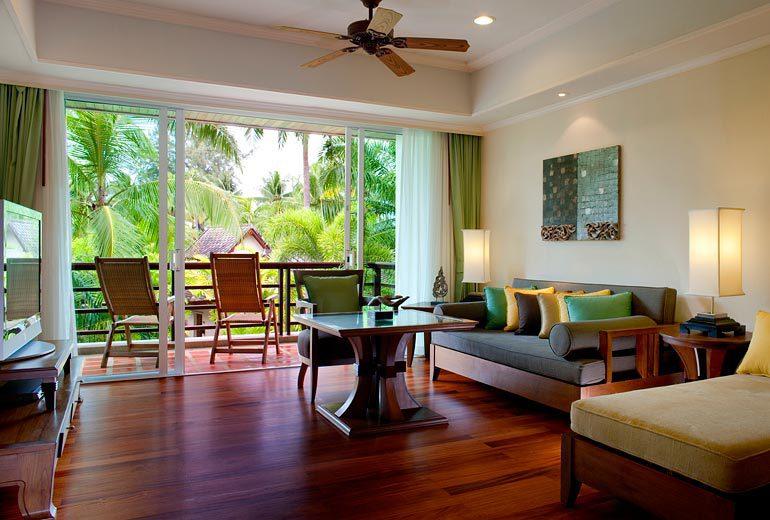 泰国蔻艾美海滩水疗度假酒店 Le Meridien Khao Lak Beach & Spa Resort (11)