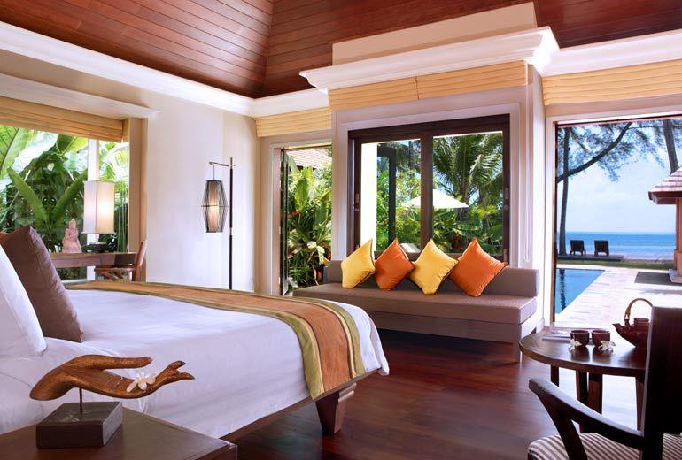 泰国蔻艾美海滩水疗度假酒店 Le Meridien Khao Lak Beach & Spa Resort (12)