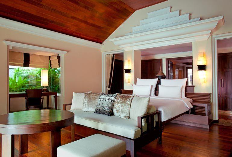泰国蔻艾美海滩水疗度假酒店 Le Meridien Khao Lak Beach & Spa Resort (13)