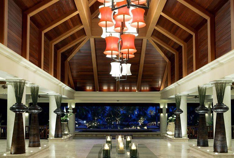 泰国蔻艾美海滩水疗度假酒店 Le Meridien Khao Lak Beach & Spa Resort (14)