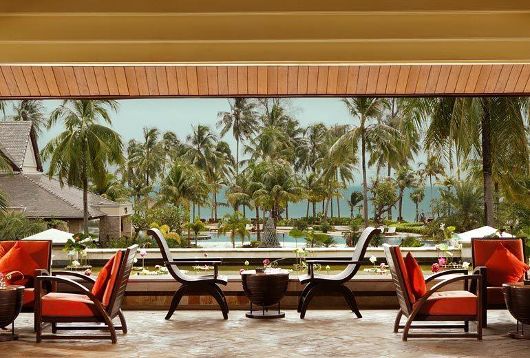 泰国蔻艾美海滩水疗度假酒店 Le Meridien Khao Lak Beach & Spa Resort (15)