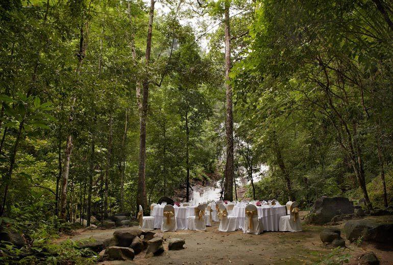 泰国蔻艾美海滩水疗度假酒店 Le Meridien Khao Lak Beach & Spa Resort (16)