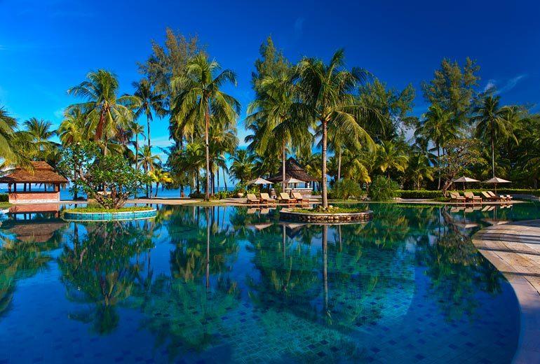 泰国蔻艾美海滩水疗度假酒店 Le Meridien Khao Lak Beach & Spa Resort (17)