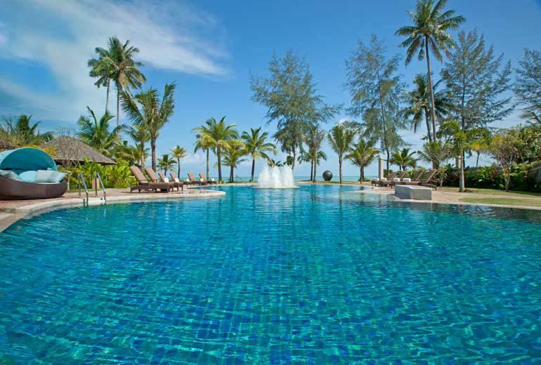 泰国蔻艾美海滩水疗度假酒店 Le Meridien Khao Lak Beach & Spa Resort (18)