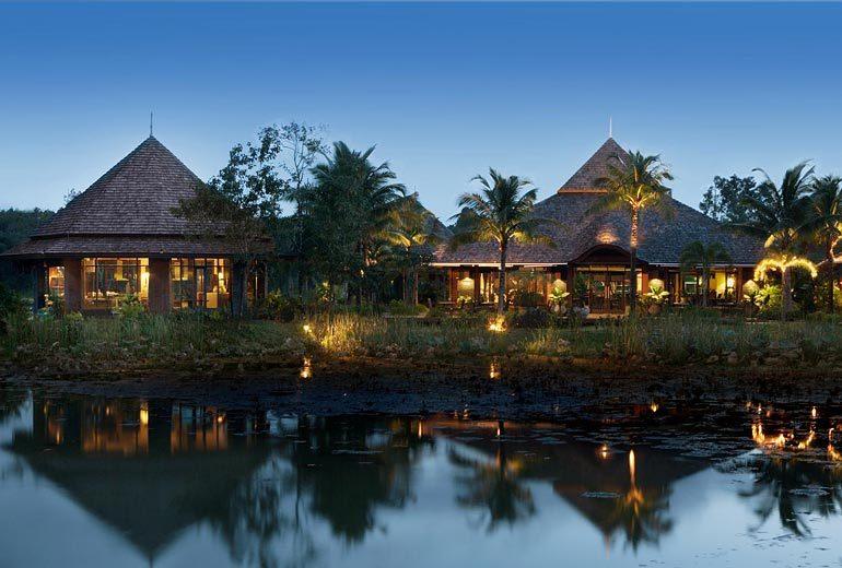 泰国蔻艾美海滩水疗度假酒店 Le Meridien Khao Lak Beach & Spa Resort (20)