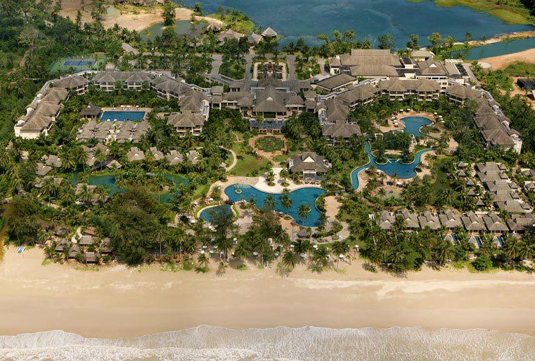 泰国蔻艾美海滩水疗度假酒店 Le Meridien Khao Lak Beach & Spa Resort (24)