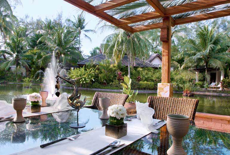 泰国蔻艾美海滩水疗度假酒店 Le Meridien Khao Lak Beach & Spa Resort (25)