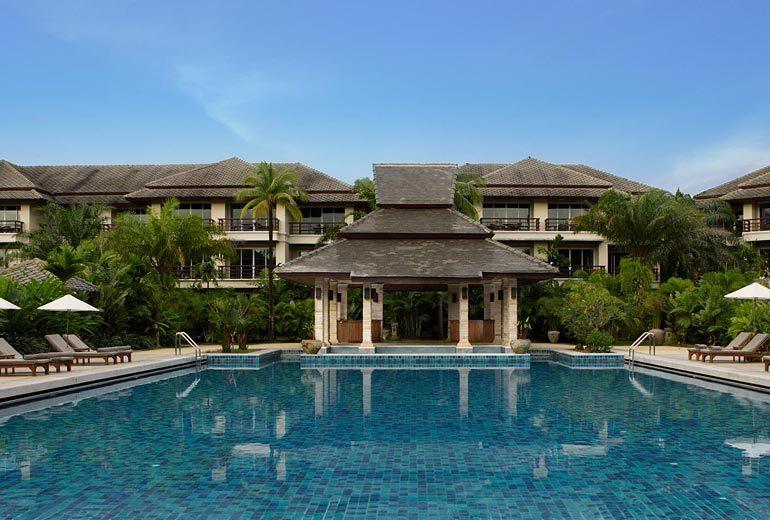 泰国蔻艾美海滩水疗度假酒店 Le Meridien Khao Lak Beach & Spa Resort (27)
