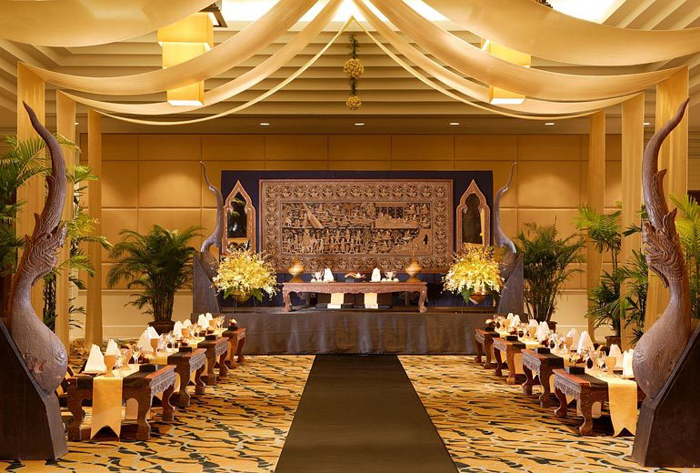 泰国蔻艾美海滩水疗度假酒店 Le Meridien Khao Lak Beach & Spa Resort (30)