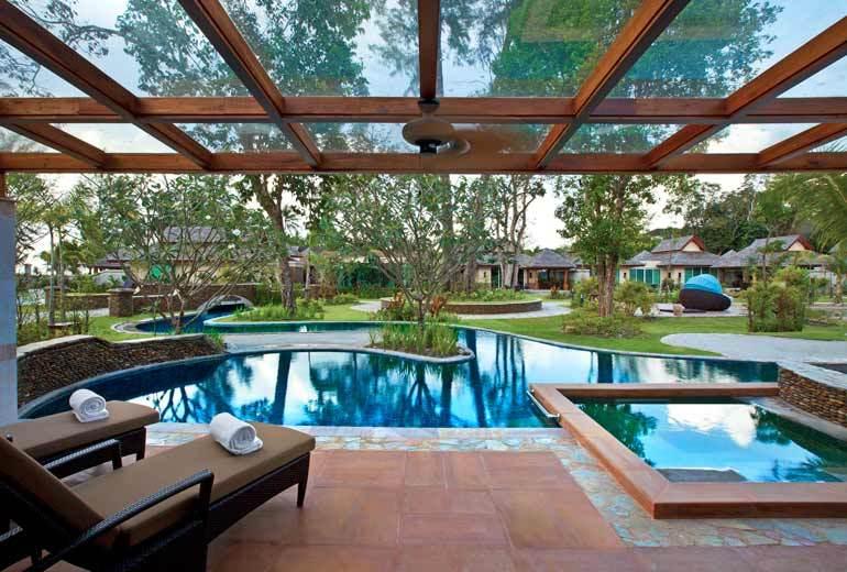 泰国蔻艾美海滩水疗度假酒店 Le Meridien Khao Lak Beach & Spa Resort (31)