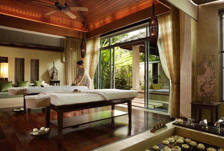 泰国蔻艾美海滩水疗度假酒店 Le Meridien Khao Lak Beach & Spa Resort (33)