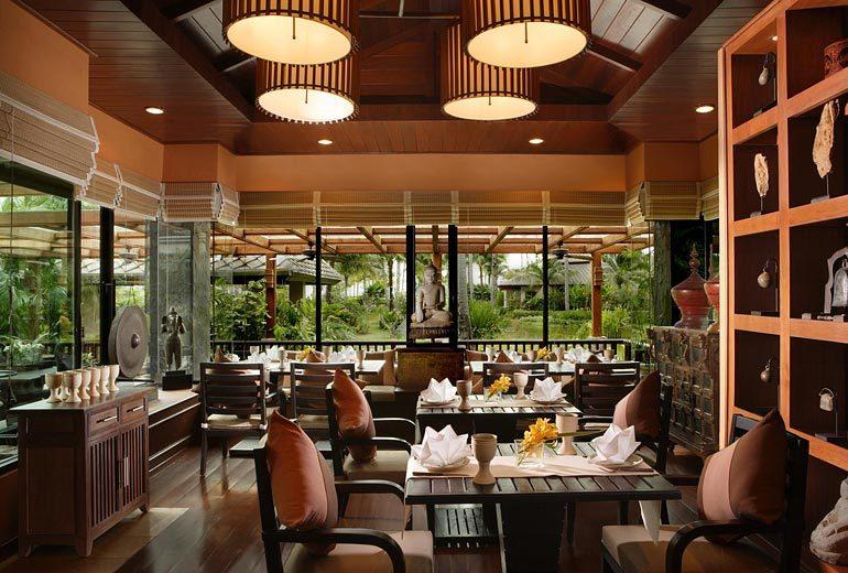 泰国蔻艾美海滩水疗度假酒店 Le Meridien Khao Lak Beach & Spa Resort (34)