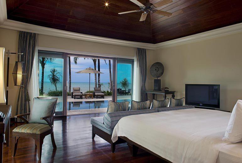泰国蔻艾美海滩水疗度假酒店 Le Meridien Khao Lak Beach & Spa Resort (35)